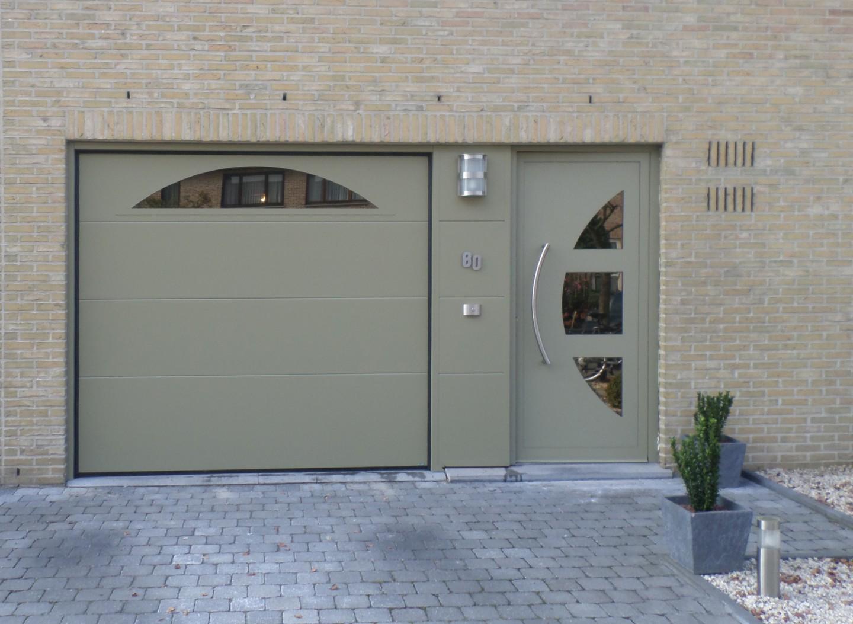 Section line depora for Porte de garage basculante 220x240